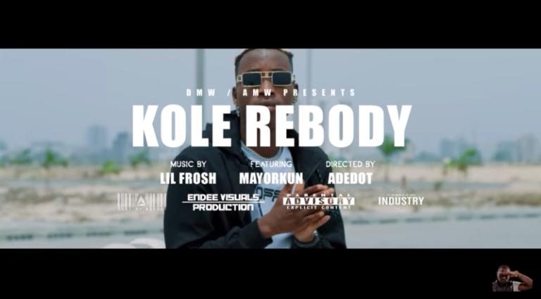 "[Video] Lil Frosh – ""Kole Re Body"" ft. Mayorkun #Arewapublisize"