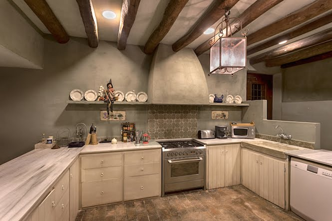 Kitchen Deluxe Masia Costa Brava