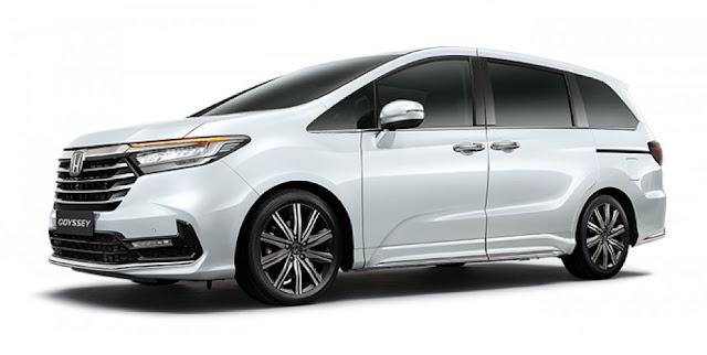 harga-Honda-Odyssey-2021