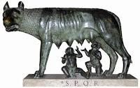 Historia de Roma y legitima defensa
