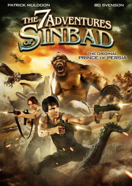 Les 7 aventures de Sinbad streaming français