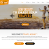 Travel Agency Website Composition Free Psd Download.