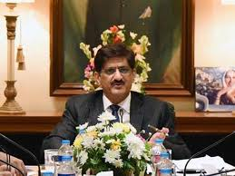 CM Sindh announces lockdown