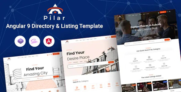 Best Directory & Listing Template