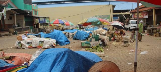 Pasar Piji di Kecamatan Dawe Bermasalah (2) Ini Isi Perjanjian Kerjasamanya