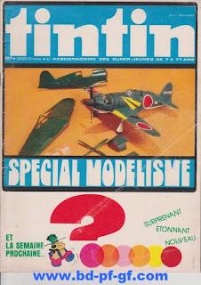 Tintin numéro 3, 1975, Spécial modélisme