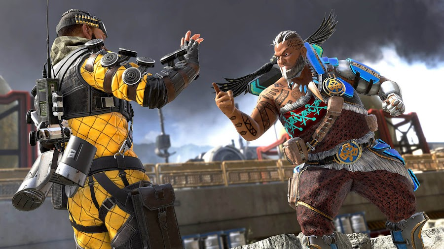 apex legends limited time solos mode iron crown collection event