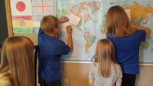 Suit up for our annual around-the-world summer learning! Recaps at Unremarkable Files every Saturday. #aroundtheworld #educational #summer #kids