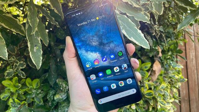1. Nokia 8.3 5G