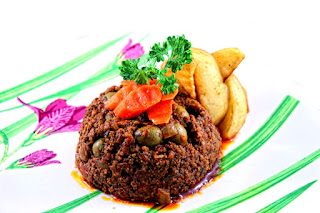 Picadillo - Ground Beef