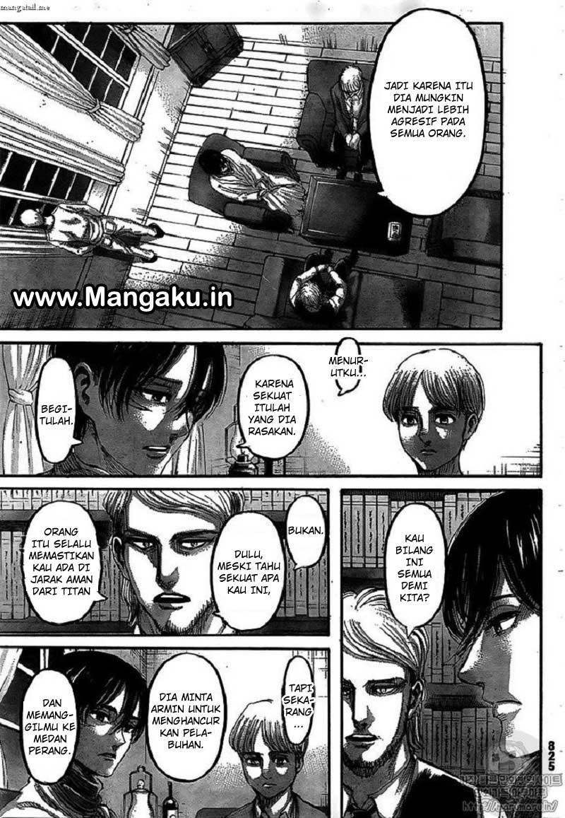 Shingeki No Kyojin: Chapter 108 - Page 28