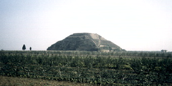 Gran Pirámide de China