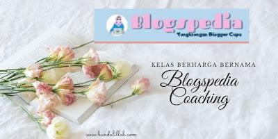 Cover kelas blogspedia