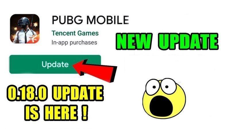ببجي موبايل : طريقة تنزيل تحديث PUBG Mobile 0.18.0 ؟