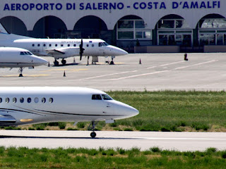 Il Costa d'Amalfi prende il volo