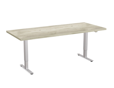 patriot height adjustable desk made in the usa