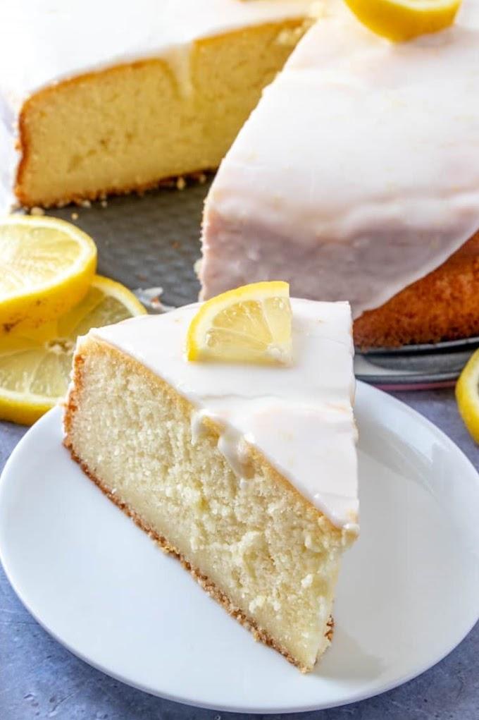 Maderia cake Quick food recipes