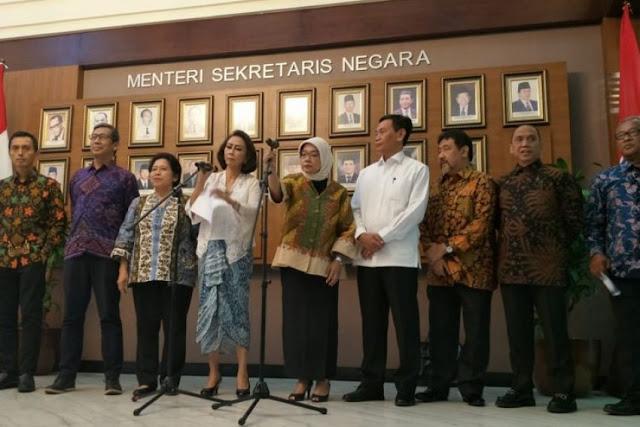 Natalius Pigai Akan Menggugat Pansel KPK ke PTUN Jakarta