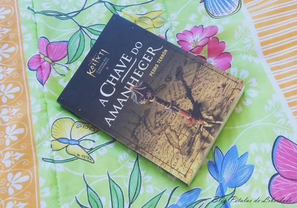 Resenha, livro, A-Chave-do-Amanhecer, Pedro-Terrón, primavera-editorial, kalixti, fotos, trechos, opiniao, critica, livros-de-fantasia-e-aventura