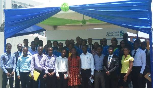 Photos: Standard Chartered Endowment Fund Supports 33 Brilliant But Needy Students In 5 Public Universities