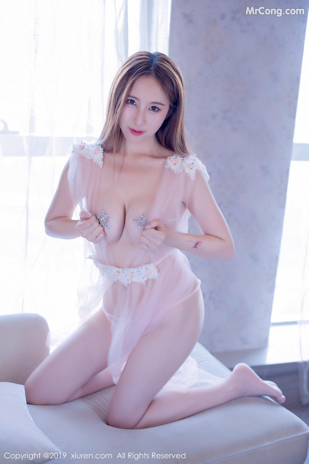 Image XIUREN-No.1643-Yue-Yin-Tong-MrCong.com-045 in post XIUREN No.1643: Yue Yin Tong (月音瞳) (50 ảnh)
