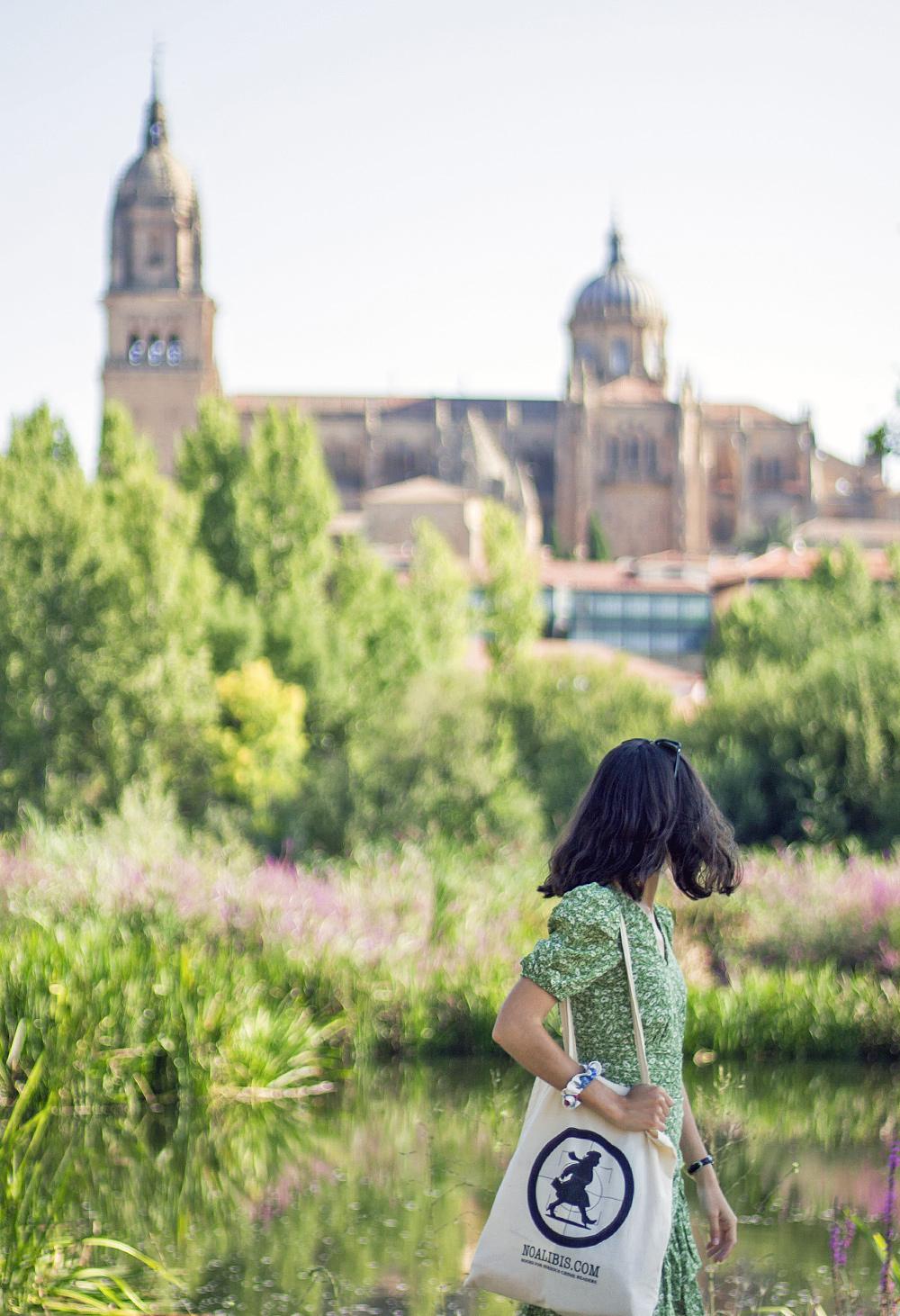 paseo ribera tormes Salamanca