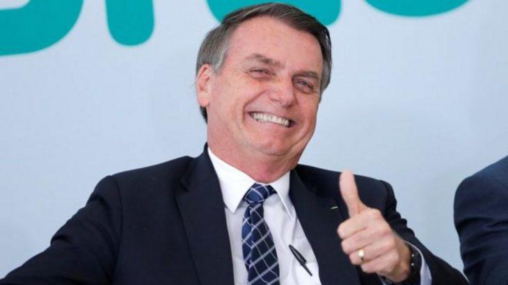 Jair Bolsonaro se lance linear unit tournée au Moyen-Orient et linear unit Asie