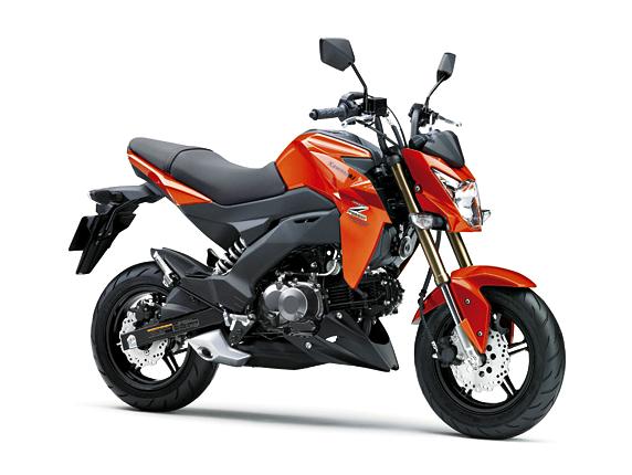 Review, Spesifikasi dan Harga Motor Baru Kawasaki Z125 2016