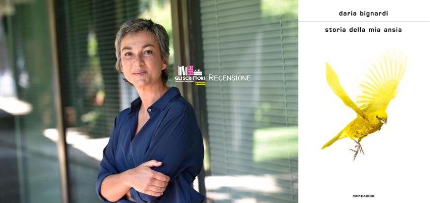 Storia della mia ansia, di Daria Bignardi - Recensione