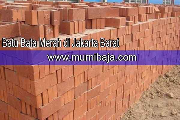 Harga Batu Bata Merah Jakarta Barat