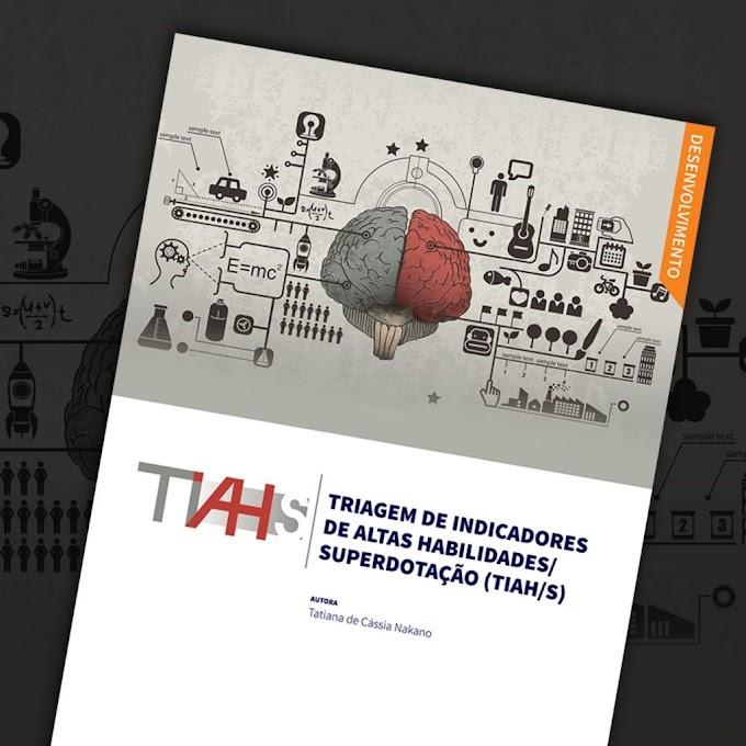 Triagem de indicadores de Altas Habilidades/Superdotação (TIAH/S)