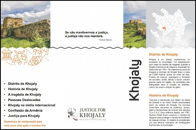 Declaração do Ministério das Relações Exteriores da República do Azerbaijão por ocasião do 29º aniversário do genocídio de Khojaly