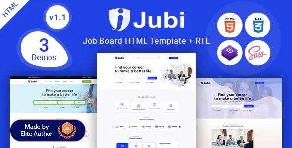 Best Job Board HTML Template