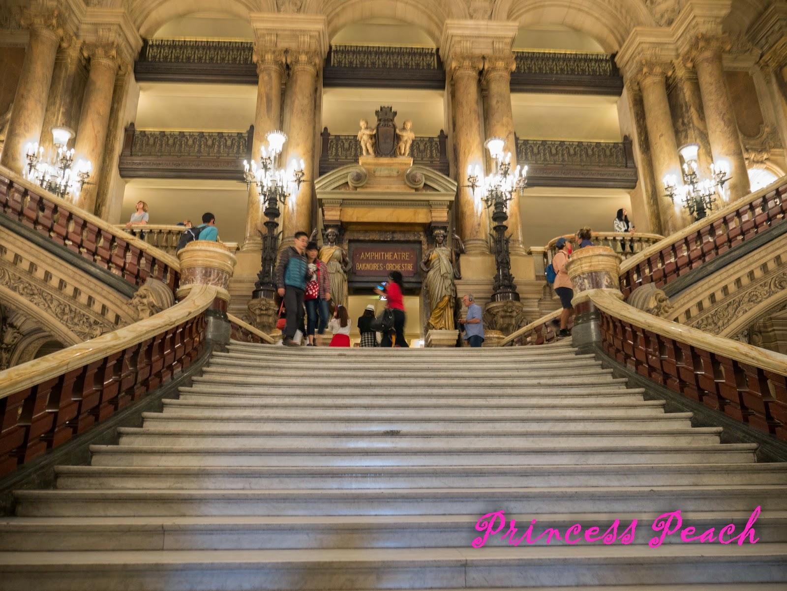 巴黎歌劇院-Opera-Garnier
