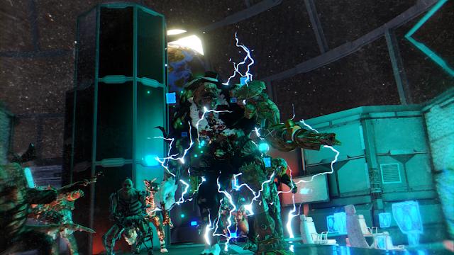 Killing Floor 2: Interstellar Insanity Shoots for the Moon en PlayStation®4, Xbox One y PC