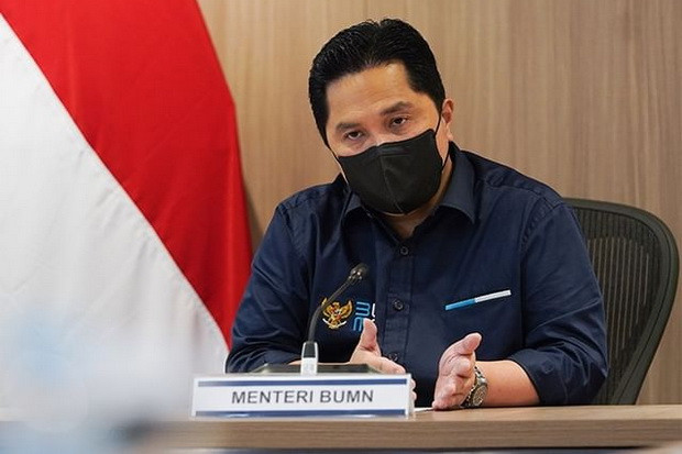Rangkap Jabatan dan Dianggap Salahi Aturan, Ternyata Erick Thohir yang Angkat Rektor UI Jadi Wakil Komisaris Utama BRI