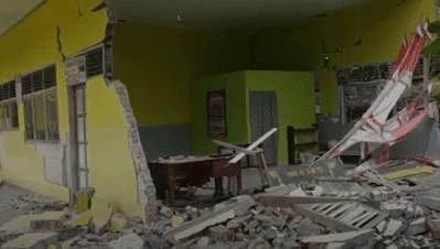 Gempa dahsyat