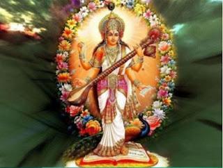 Godess Sarswati Maa