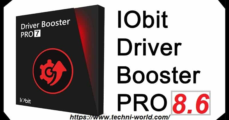 Télécharger IObit Driver Booster 8 VERSION COMPLÈTE