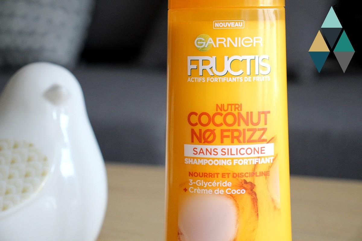 soin anti frizz noix de coco cheveux secs