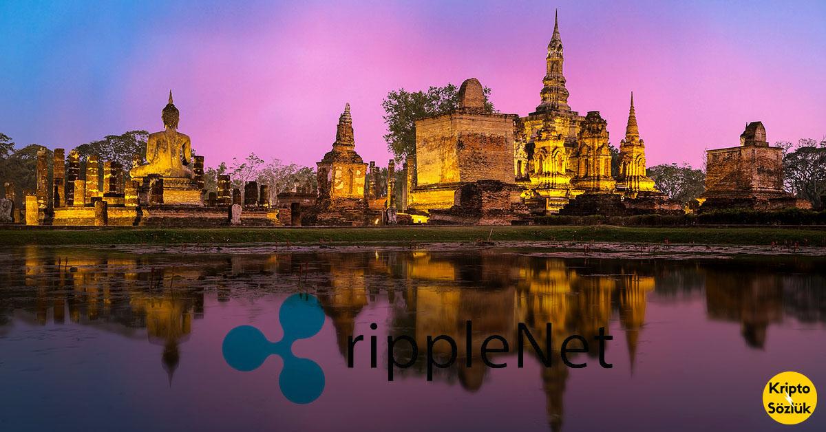 Taylandlı DeeMoney Uluslararası Ödemeler için Ripple'ın RippleNet'ine Katıldı