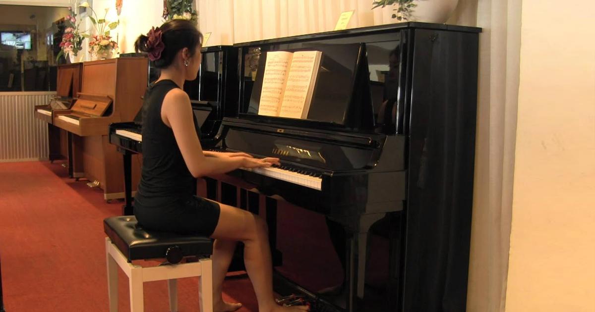 Đàn Piano Yamaha UX-3 - Nhà nhập khẩu piano Japan