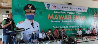 Resmi Diluncurkan Gubernur NTB, Program Mawar Emas Jadi Pelopor di Indonesia