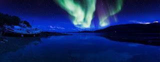 Escócia-Aurora-Boreal-Ilha-de-Mull-Noite