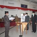 Dua Pejabat Teras Pemda Mentawai Dimutasi