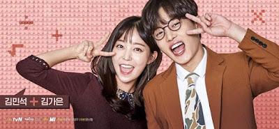 Ho Rang dan Won Suk adalah pasangan kekasih selama 7 tahun dalam drama Korea Because This Is My First Life