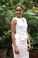 Andrea Jeremiah Stills in White Dress at Taramani Success Meet .COM 0004.jpg