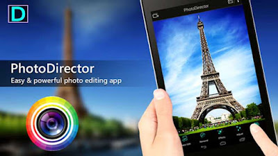 PhotoDirector Editor App - Picture Editor Pro APK Download version 8.0.0 | for Android on www.DcFile.com