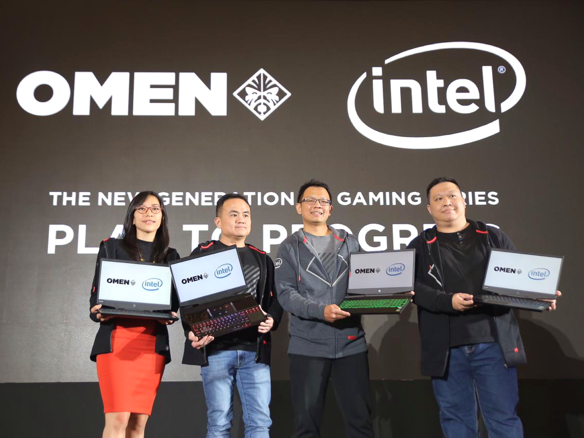Suguhkan Sensasi Berbeda Bermain Game, HP Hadirkan Laptop Gaming Dengan Layar Ganda Pertama Di Dunia