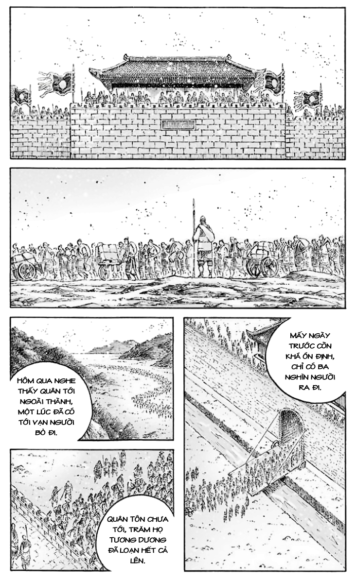 Hỏa phụng liêu nguyên Chương 511: Phục binh cao hạ trang 2